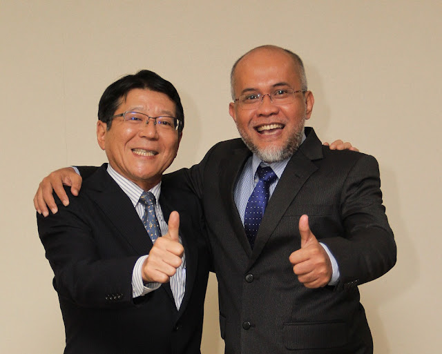 Jebolan Undip Terpilih Jadi Bos Pabrik Toyota Indonesia