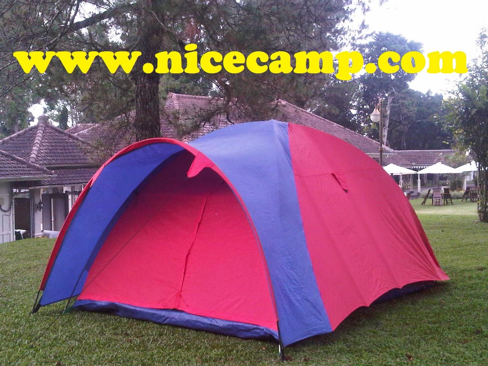 sewa tenda camping kemping kemah alat perlengkapan