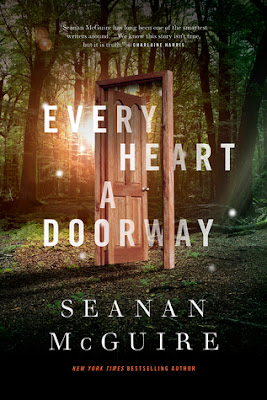 Bea's Book Nook, Review, Every Heart A Doorway, Seanan MGuire