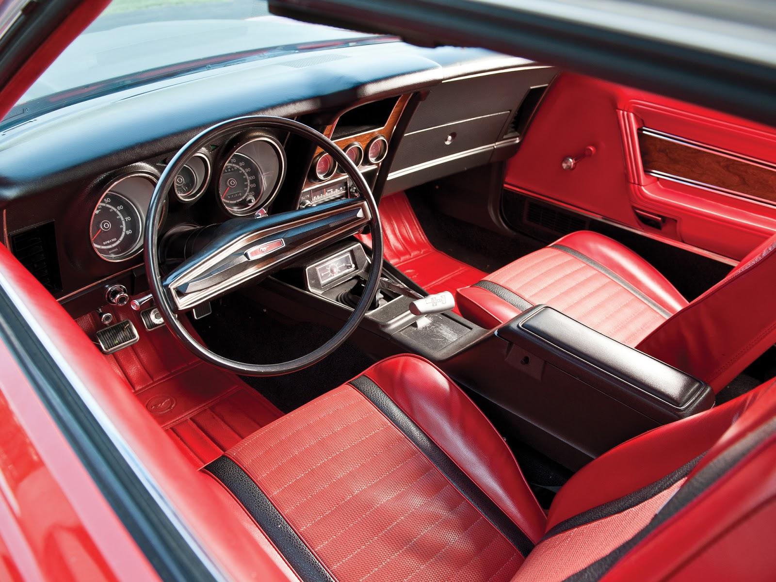Mustang Cobra Jet >> FAB WHEELS DIGEST (F.W.D.): Ford Mustang Mach 1 - 2nd Gen ...