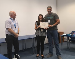 Pesquisador da CPRM participa de treinamento na IAEA em Viena