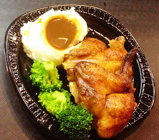 Universal Studios' Classic Monsters Cafe , chicken meal