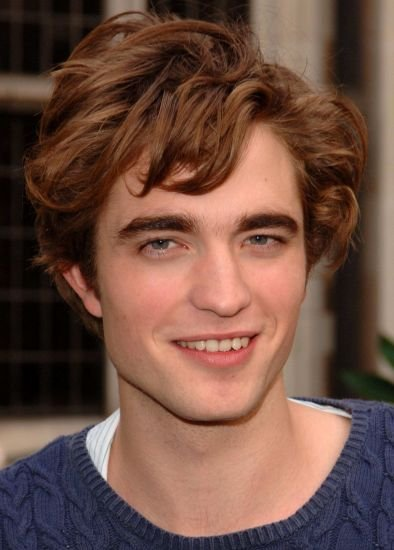 Robert Pattinson as Edward Cullen Hairstyle Pictures ...