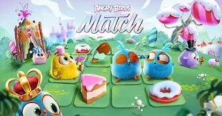 Angry Birds Match Apk Mod Gemas Infinitas