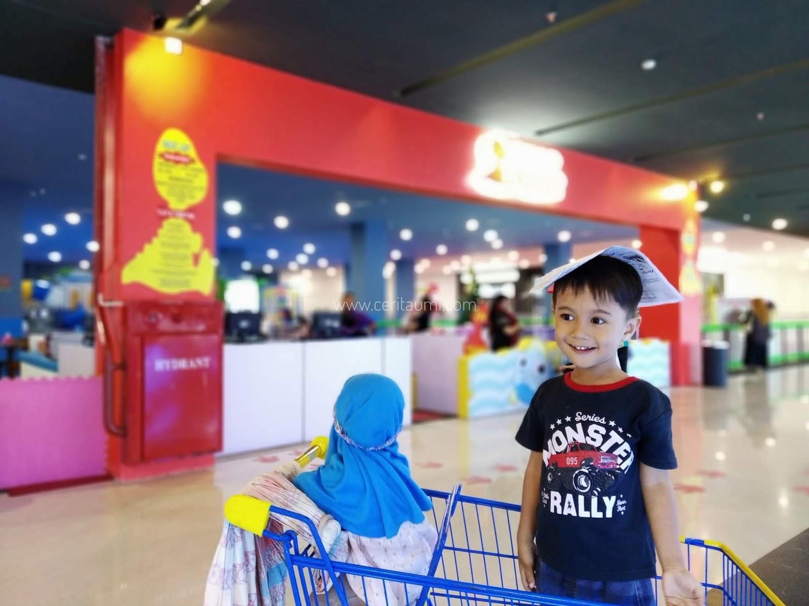 Seru Playground Baru Kiddy Kiddy Di Mall Botania 2 Batam Cerita Umi