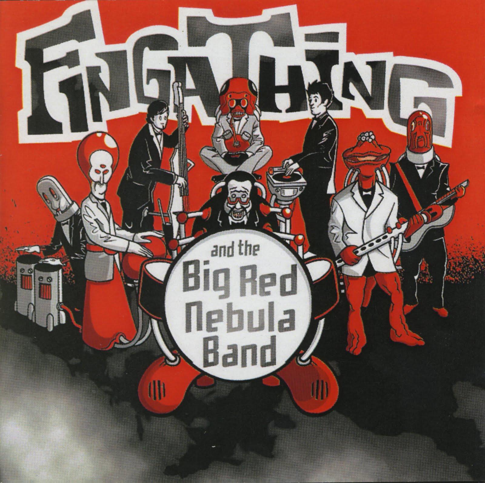 fingathing big red