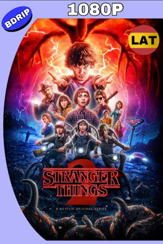 STRANGER THINGS TEMPORADA 02 BDRIP 1080P LATINO-INGLES MKV