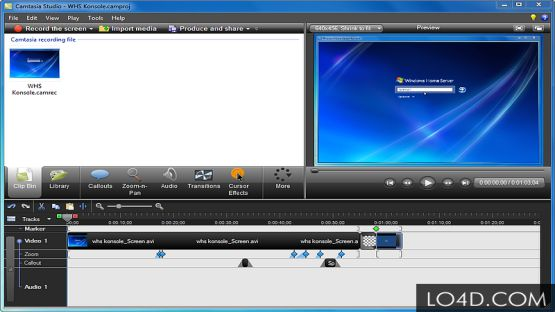 Camtasia 9 Screenshot 2