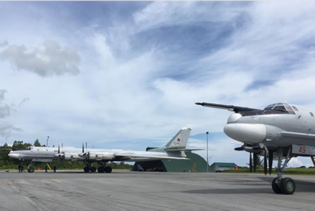 Australia Khawatir Latihan Militer Rusia di Indonesia