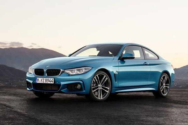Η BMW Σειρά 4