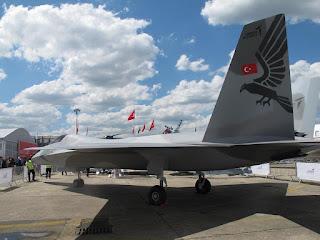 Mockup TF-X Turki