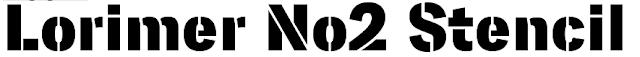 http://www.dafont.com/es/lorimer-no2-stencil.font
