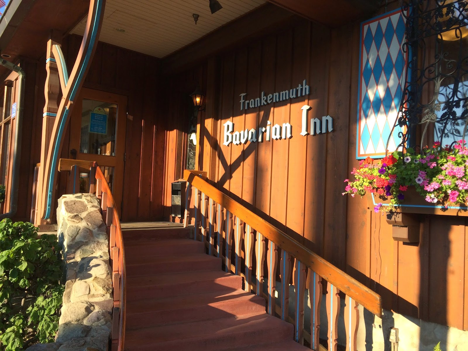 Bavarian Inn Restaurant Frankenmuth, Michigan MI