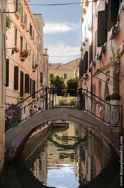 Viaje 15 días Italia visitar Venecia
