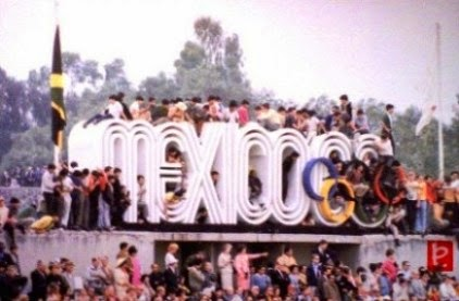 Los Juegos Olimpicos De 1968 Sexenio Gustavo Diaz Ordaz