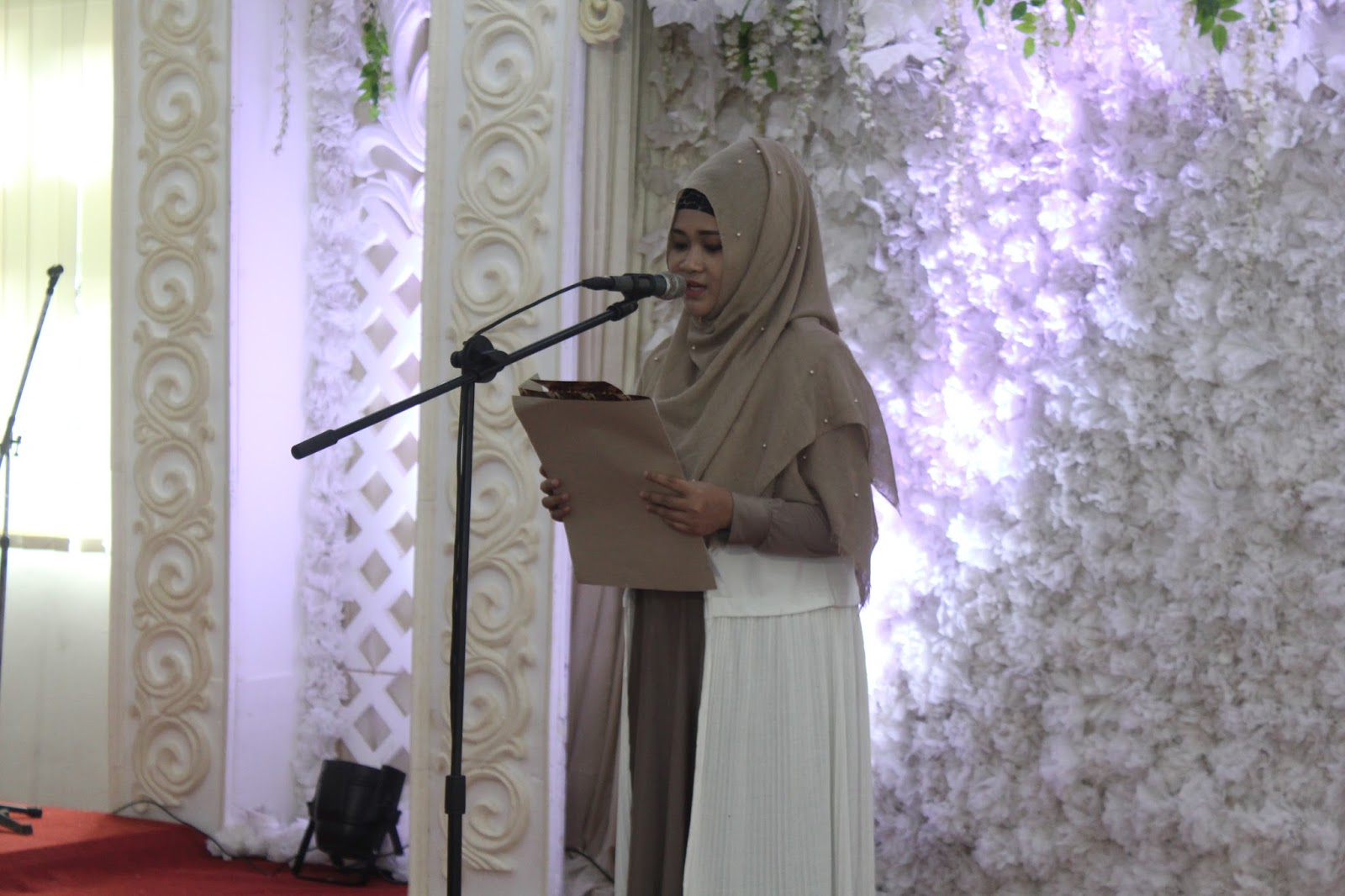 Beblessedwo, Wedding Organizer An-Nawawi Berjan