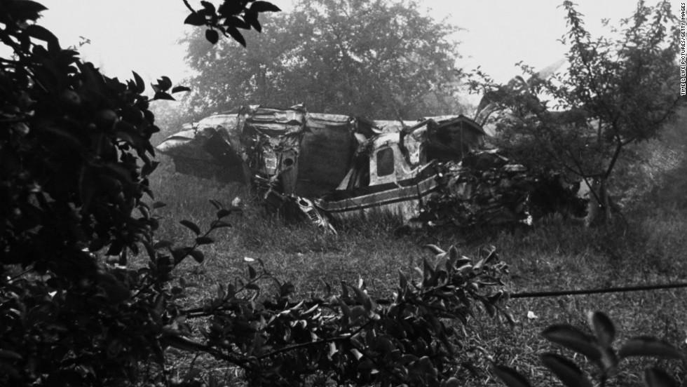 Site Of Ted Kennedy Car Crash