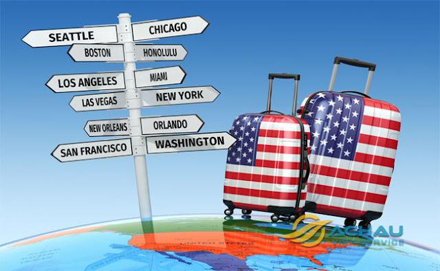 Xin visa du lịch Mĩ ở Cần Thơ