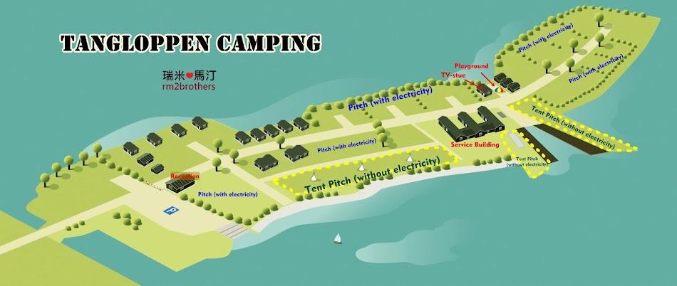 Tangloppen Camping