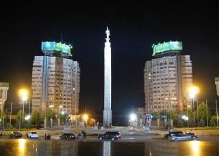 10 Tempat Wisata Terbaik Kazakhstan