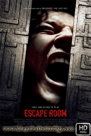Escape Room (2019) [1080p] [Latino-Ingles] [MEGA]