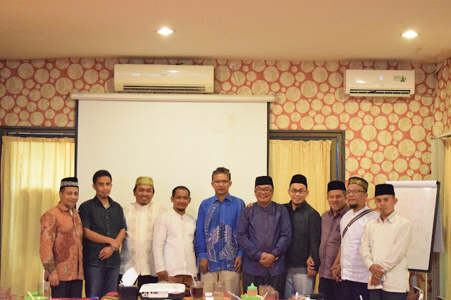 PKS Kota Medan Belajar Dari Dua Pakar Politik