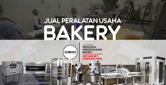 Jual Peralatan Bakery Murah dan Bergaransi