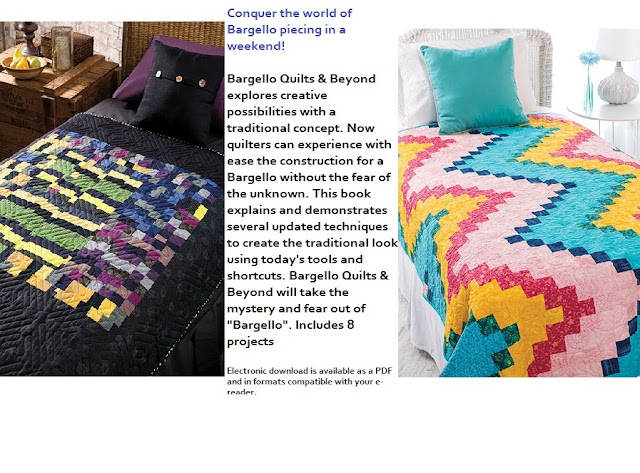 Learn about making Bargello Quilt easy quilt patterns in a weekend