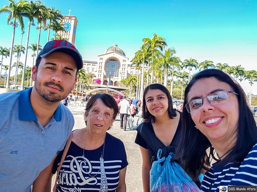 Aparecida, São Paulo - Retrospectiva 2018: as melhores viagens do ano