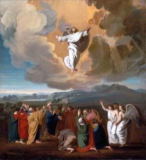jesus veio do céu