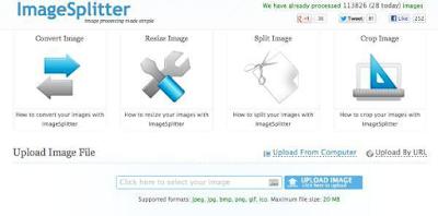 http://imagesplitter.net/