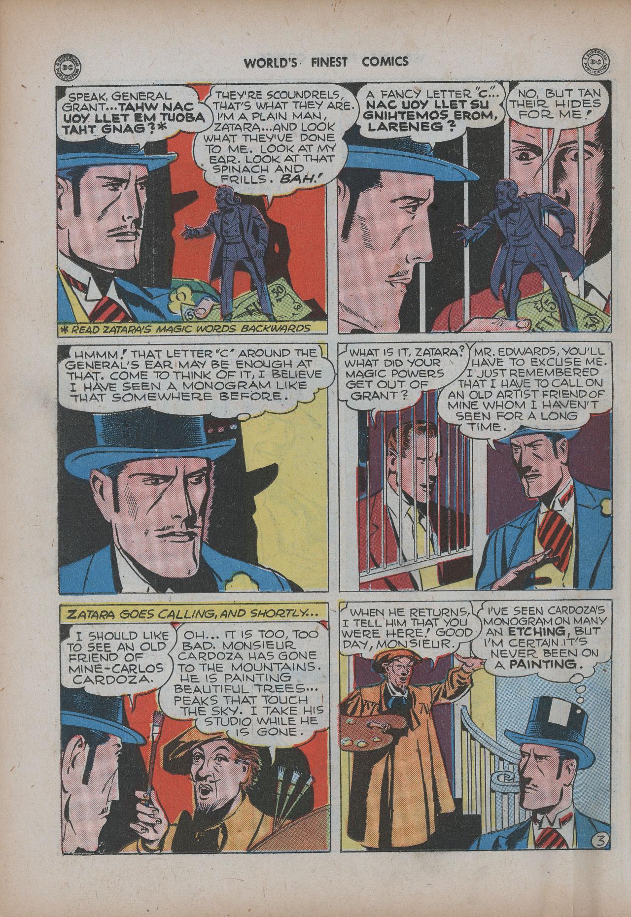 Read online World's Finest Comics comic -  Issue #20 - 30