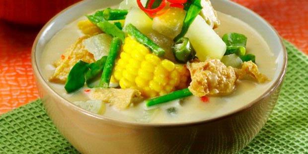 Resep Sayur Lodeh Jawa Timuran
