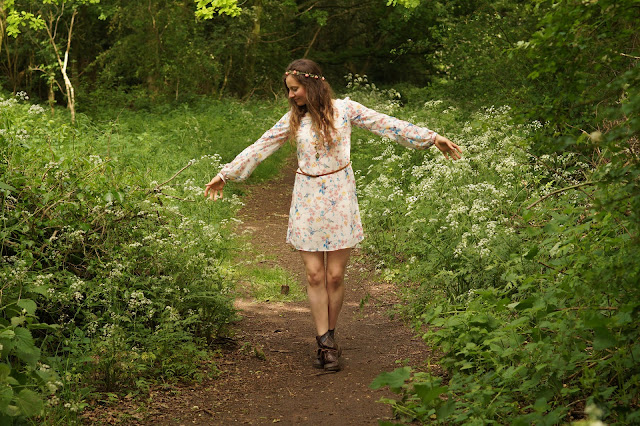 Favourite outfits of 2016 in the countryside