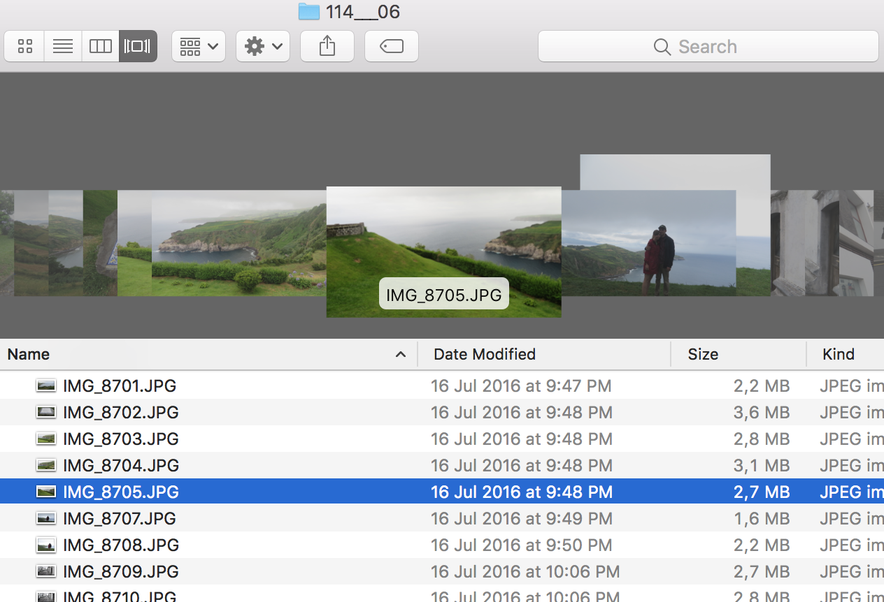 How to organize your photos and videos from disparate sources