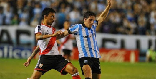Horarios de River-Quilmes y Racing-Godoy Cruz