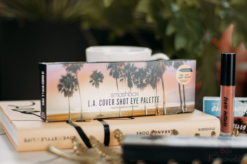 Smashbox L.A. Cover Shot Eye Palette Titelbild