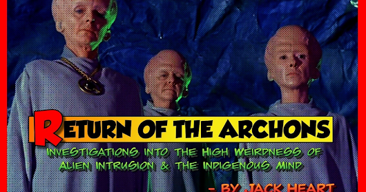 """Return of the Archons"" on Kindle"