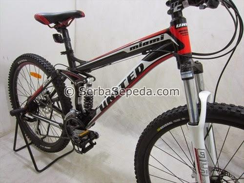 Serbsepeda JUAL Sepeda Gunung 26 MTB United Miami FX 77