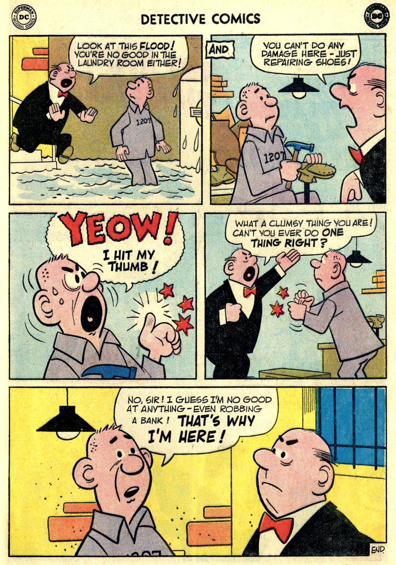 Detective Comics (1937) 269 Page 16