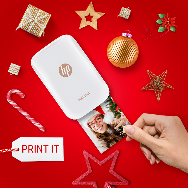 Celebrate long-lasting memories with HP Sprocket