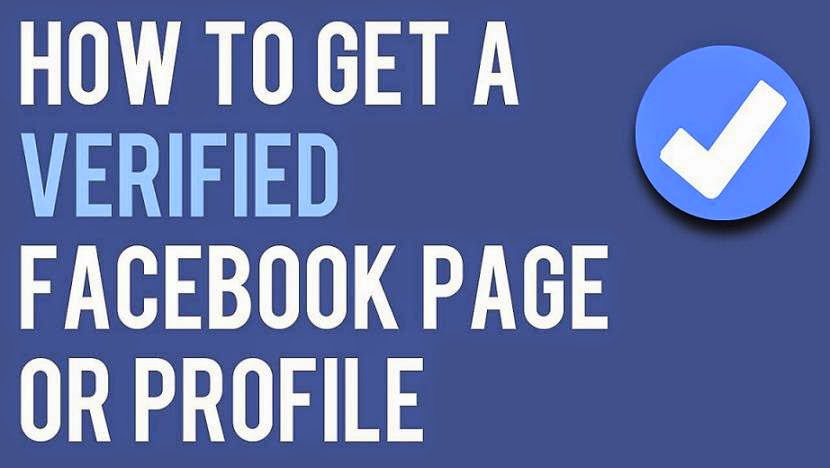 How to Submit My Facebook Page for Verification Get Verified