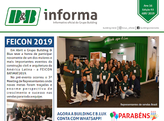 Informativo B & B Abril 2019