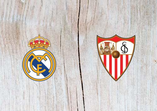Real Madrid vs Sevilla Full Match & Highlights 19 January 2019