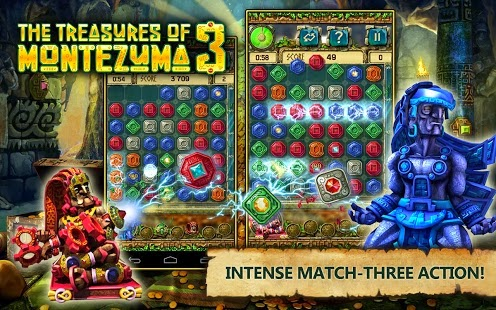 The Treasures of Montezuma 3 Android Game Full Version Pro Free Download