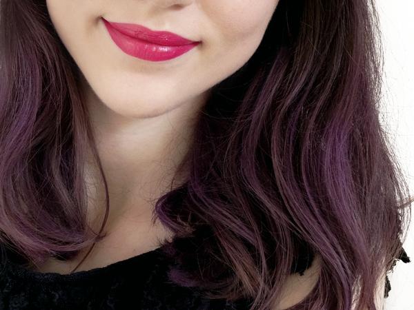 beauty gibberish purple hair hair shadow de kiko. Black Bedroom Furniture Sets. Home Design Ideas