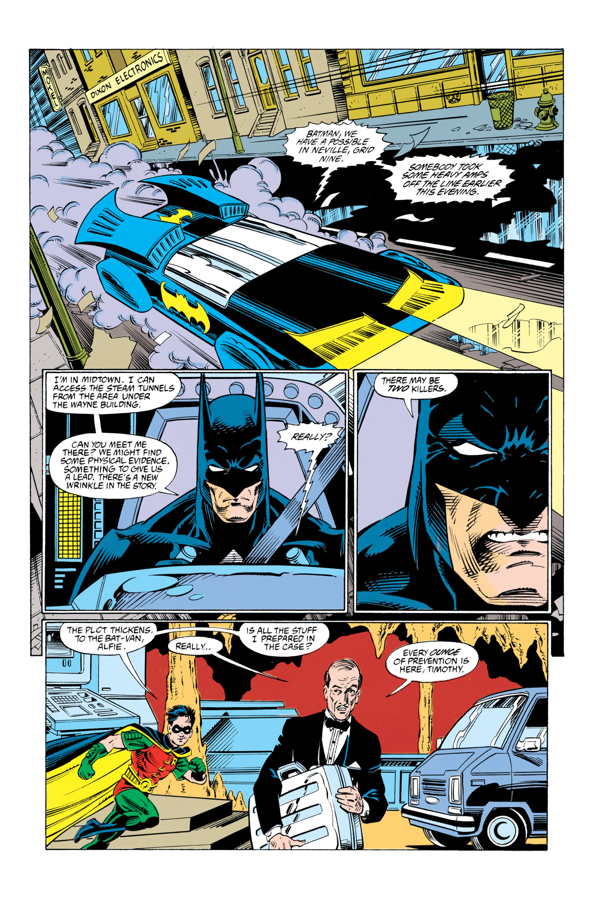 Detective Comics (1937) 644 Page 16