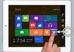 Coba Tampilan Metro Windows 8 di iPad