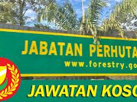 Jawatan Kosong di Jabatan Perhutanan Negeri Kedah - Permohonan Terbuka