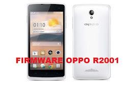 Firmware oppo r2001
